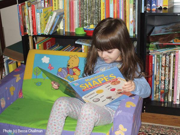 Grace reading