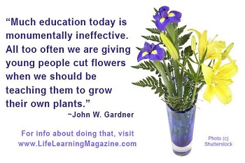 Much education today is ineffective.
