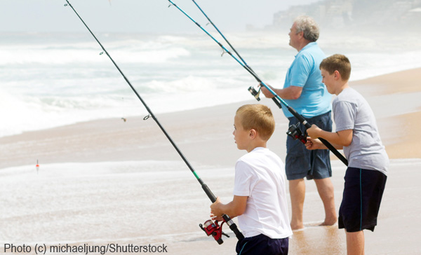 Unschooler socialization means being at ease with all ages.