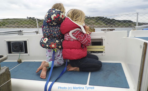 Learning from Dolphins: Unschooling at Sea