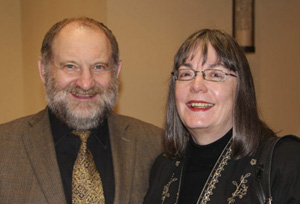 Rolf and Wendy Priesnitz