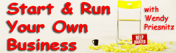 start and run a home business