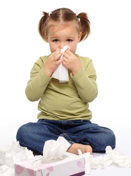Is your child sick, or demonstrating health?