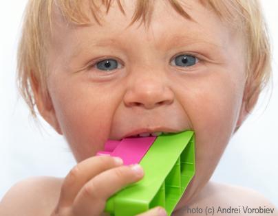 Choosing toys for babies by Elizabeth Pantley