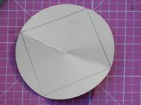 ornament - drawn square