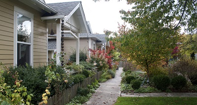 Third Street Cottages pocket neighborhood