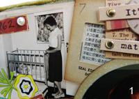slide frame collage detail