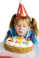 green birthday celebrations