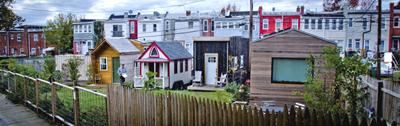 Boneyard Studios Tiny House Community