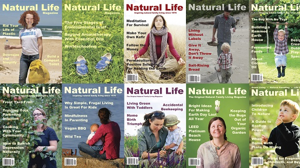 Natural Life Magazine is Celebrating 40 Years of Publishing in 2016