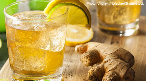 How to Make Your Own Ginger Beer