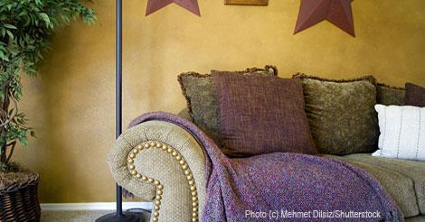 Interior Design: Building an Organic Color Scheme