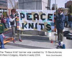 peace knits