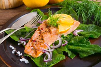 Health and environmental risks of eating fish