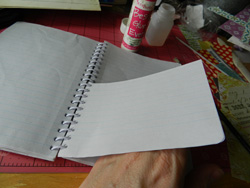smash book journal how-to