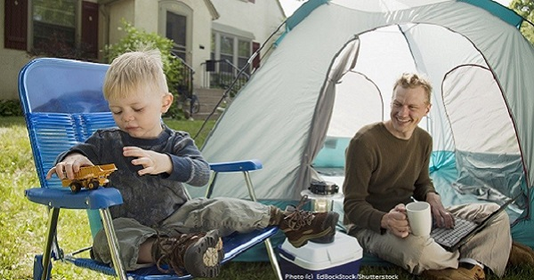 The Staycation: A Stress-Free, Green Family  Vacation at Home