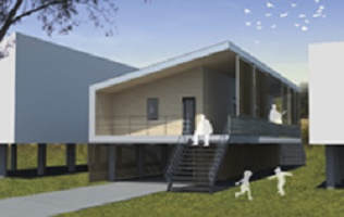 Sustainable.To passive house
