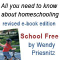 School Free by Wendy Priesnitz
