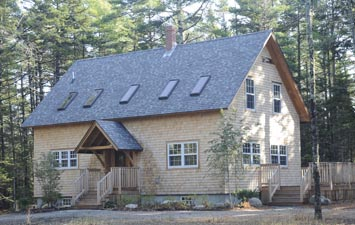The Art of Timber Frame Homes