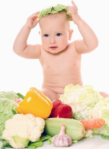 Your Vegetarian Baby
