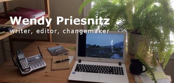 Wendy Priesnitz - writer, editor, changemaker